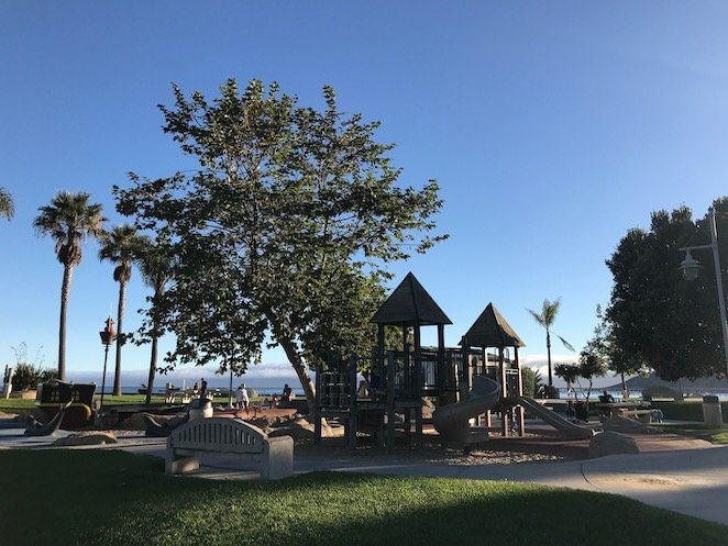 Playground Avila Beach