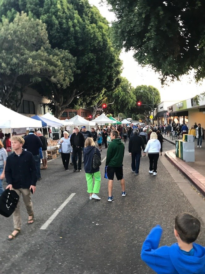 San Luis Obispo Farmer's Market