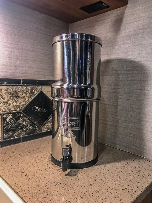 Berkey Water Filter - RV Must Haves