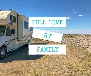 Full Time RV Family
