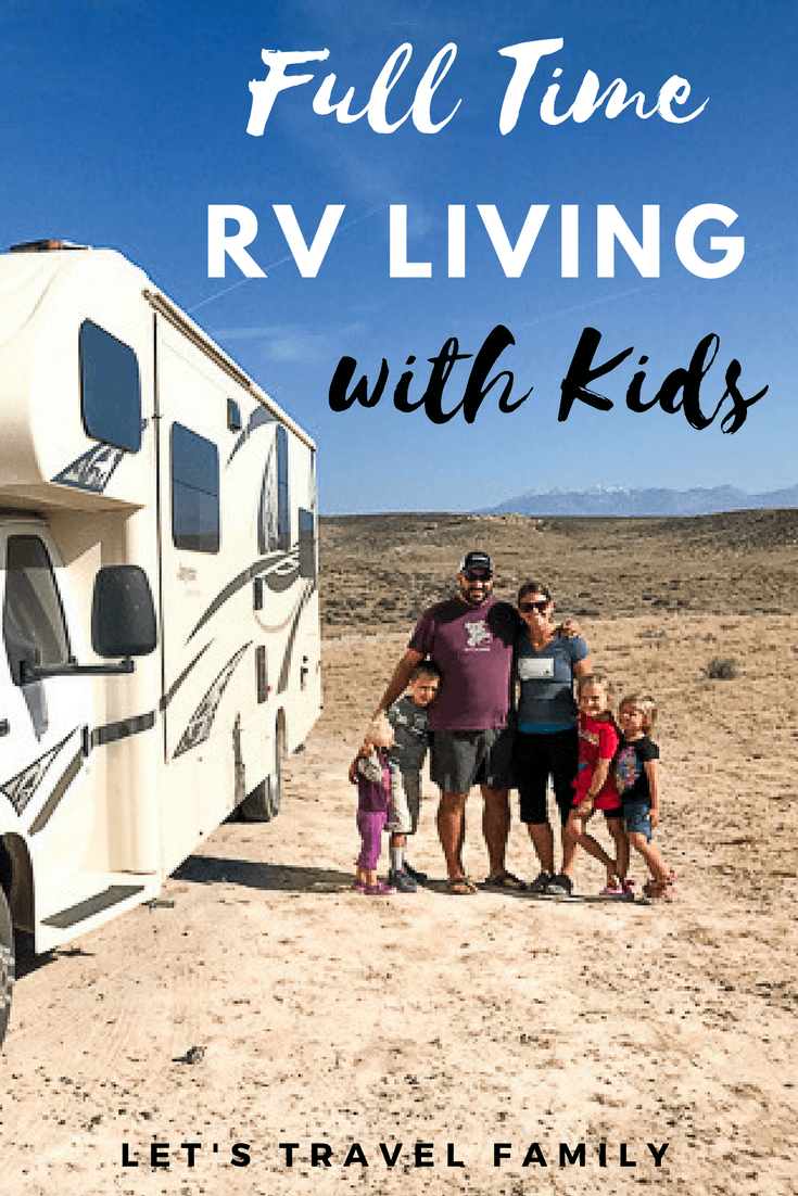 Full Time RV Living wtih kids