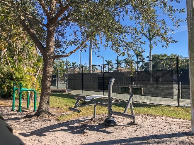 Cambier Park Naples FL with Kids