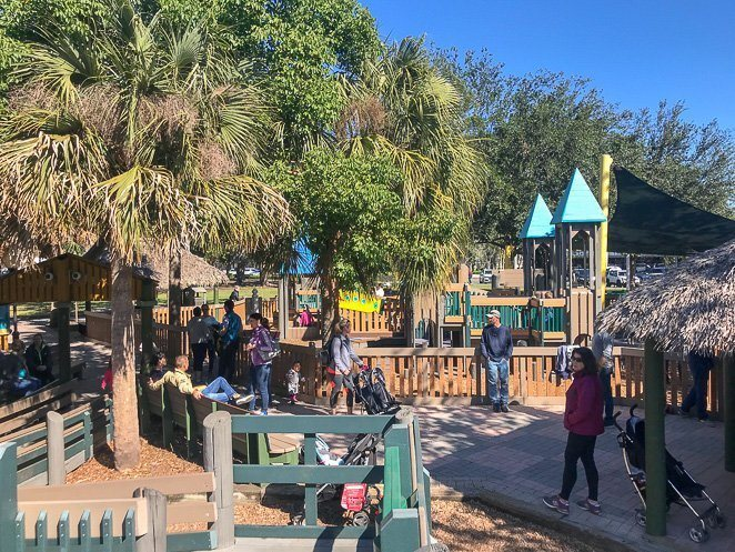 Cambier Park - things to do in Naples FL with kids