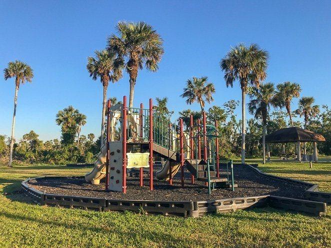 Collier Seminol State Park Florida