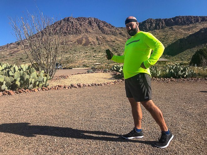 Diabetic living and travel and exercise