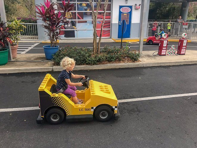 Legoland Ford Drive School