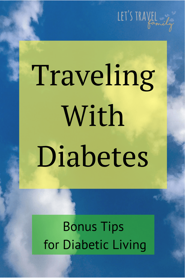 Traveling with Diabetes - Diabetic Living Tips