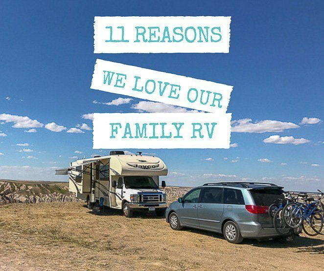 11 Reasons We Love Our Class C Family RV