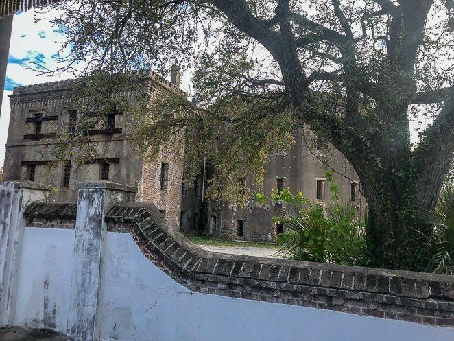 Charleston Old Jail_