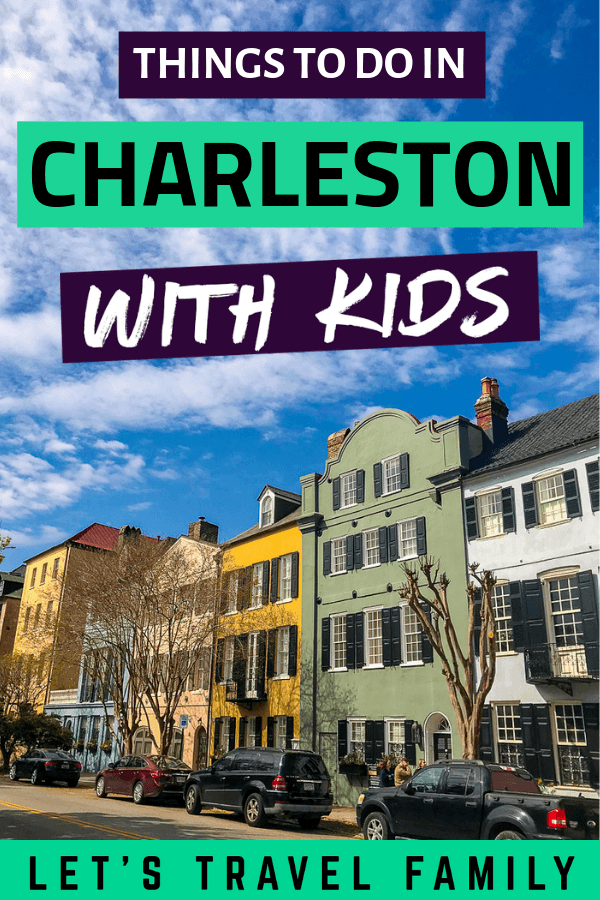 Things to do in Charleston for Kids