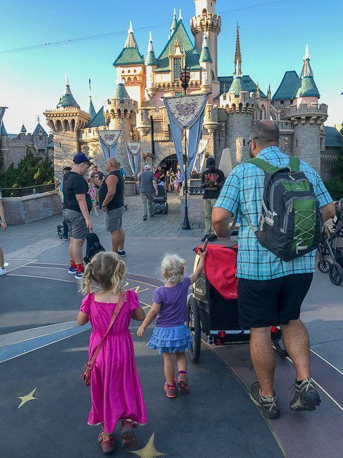 Disneyland - Things to bring to Disneyland stroller
