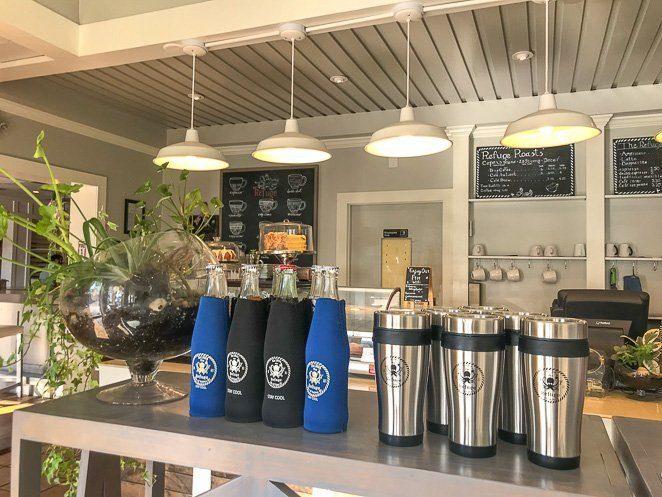 The Refuge Coffee Bar - Isle of Palms_