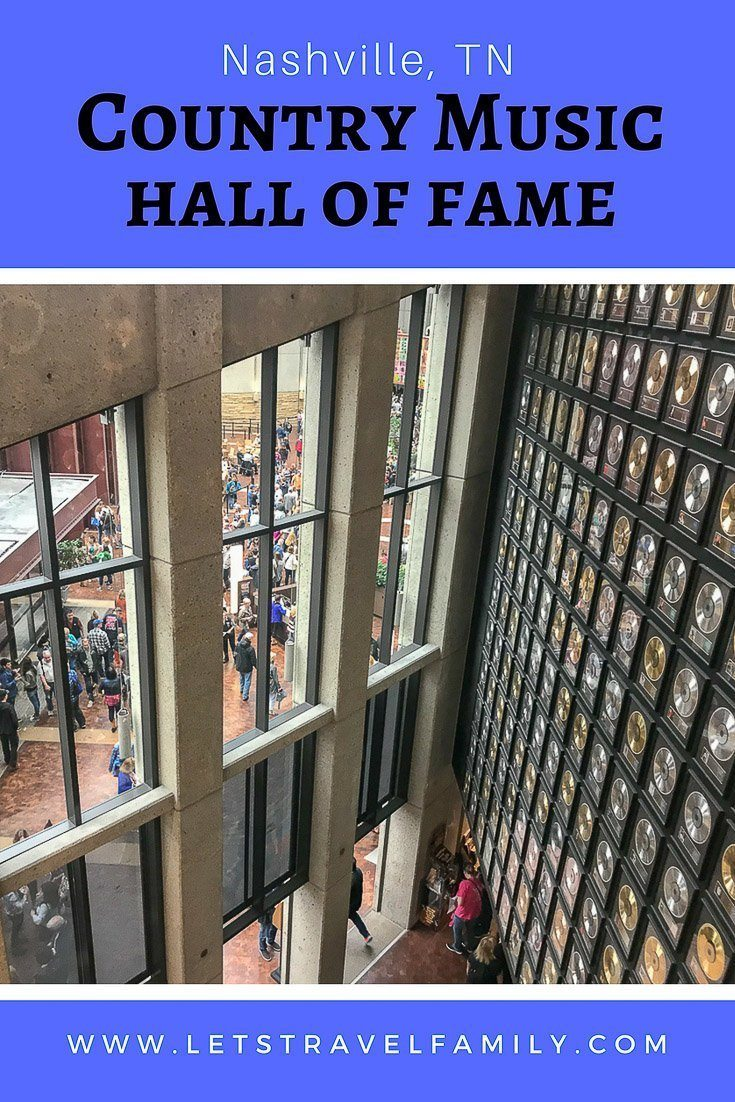 Country Music Hall of Fame Museum With Kids LTF