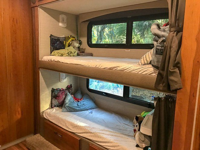 Full Time RVing in a family RV