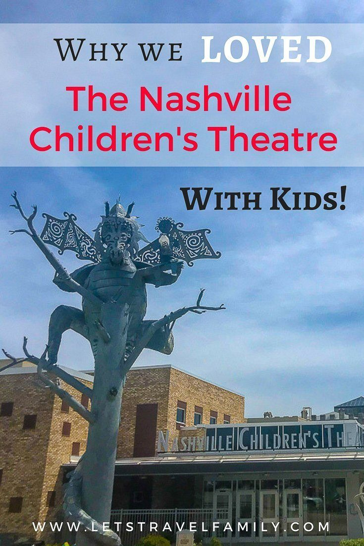 Nashville Childrens Theatre - Let's Travel Family