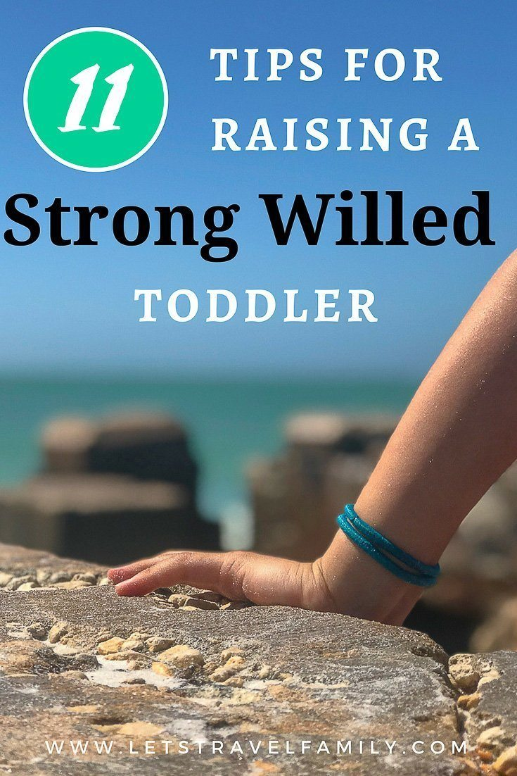 Parenting Tips for Your Strong Willed Toddler LTF