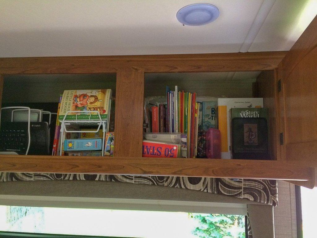 RV Living with Kids - Books