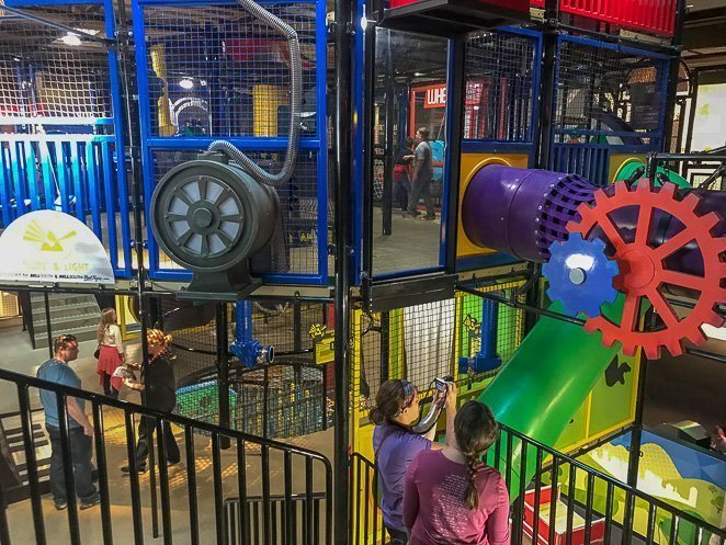 Adventure Science Center - Nashville TN Attractions_