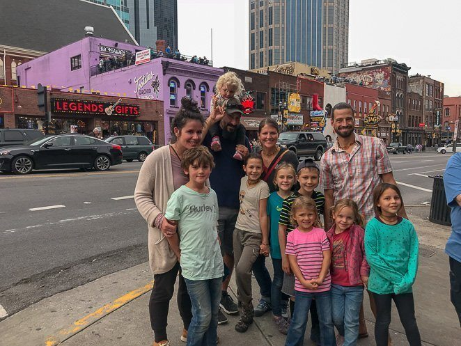 Downtown Nashville Sightseeing with Kids