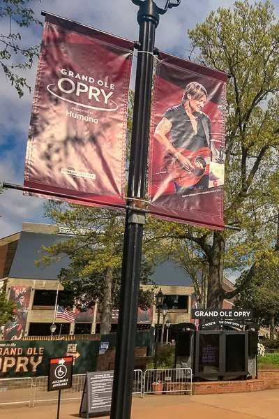 Grand Ole Opry - Must do in Nashville TN