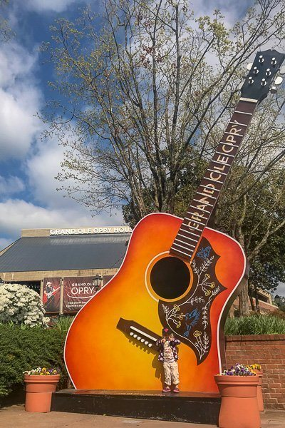 Grand Ole Opry - Things to do in Nashville TN