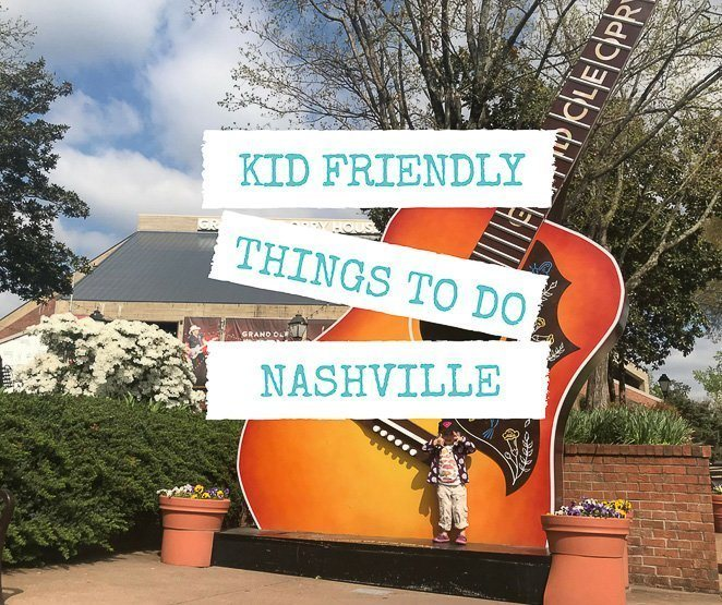 Things To Do In Nashville Tn Kid Friendly