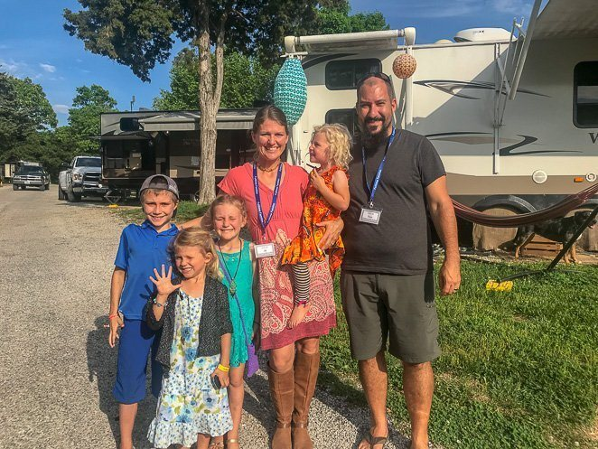 Let's Travel Family - Full Time RV Living with kids 1 year