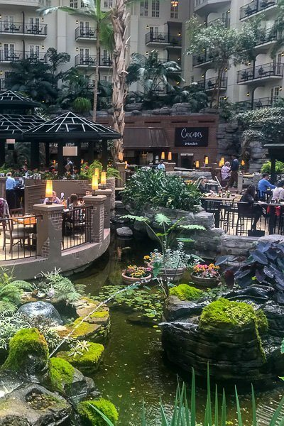 Opryland Hotel - Places to Stay in Nashville TN