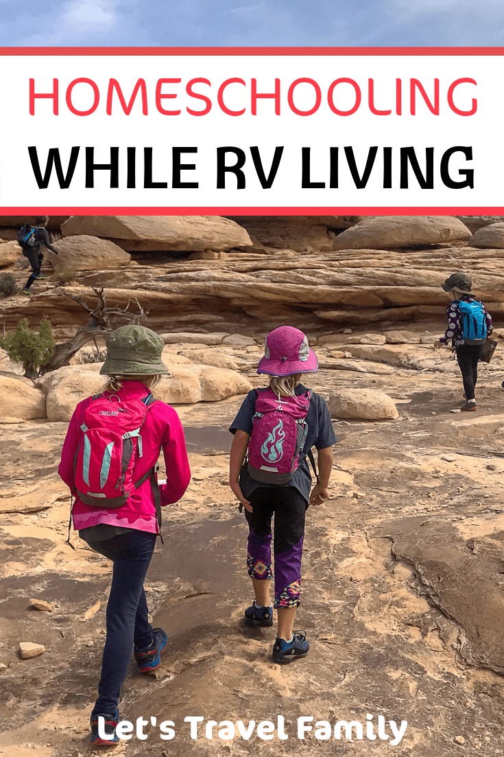 Worldschooling, homeschooling, roadschooling...what does it really look like? How do you actually world school and travel with kids full-time? As a full-time traveling family, I open up about why we chose to worldschool our kids and what it looks like. #homeschool #worldschool #roadschooling