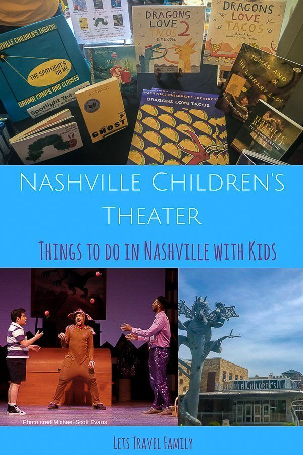 Nashville Children's Theatre With Kids