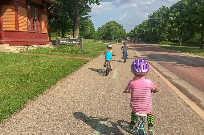 Take a Family Bike Ride - best bucket list ideas