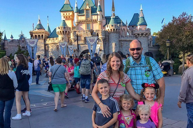 Visit Disneyland - Top bucket list items for families_
