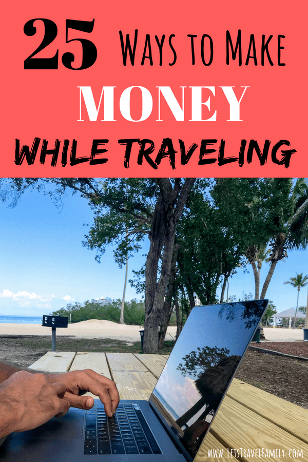Creative Ways to Make Money While Traveling