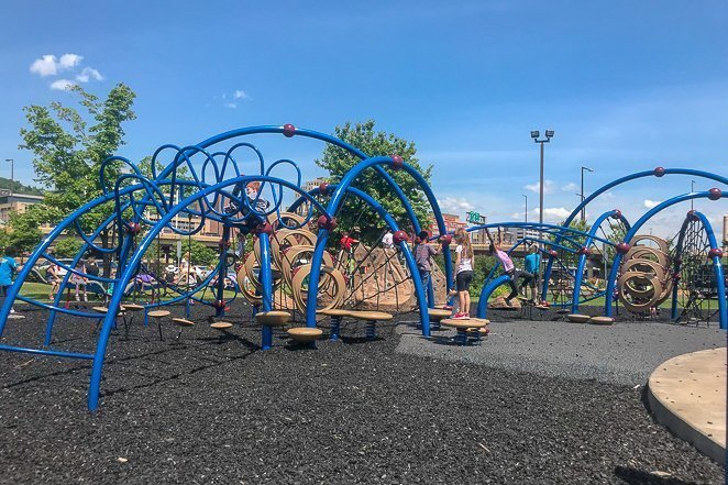 Things to do in Duluth with kids - Playfront Park