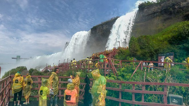 Cave of the winds - attractions to do in Niagara Falls