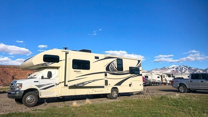 Cost of Full Time RVing_