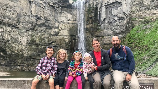 Family Travel Blog Ideas - Finger Lakes, NY