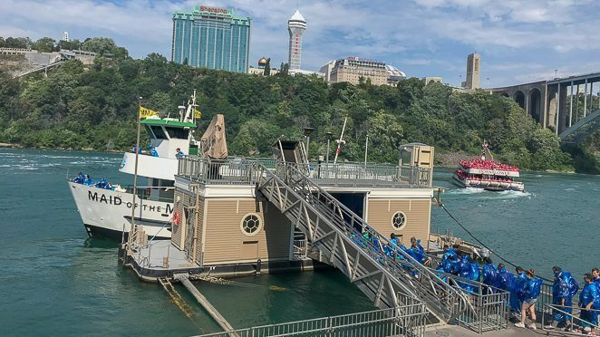 Maid of the Mist - Niagara Falls NY Attractions