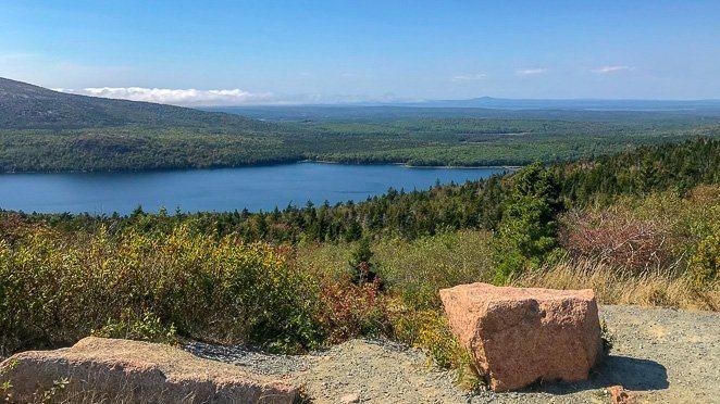 Cadillac Mountain - Acadia Mountain