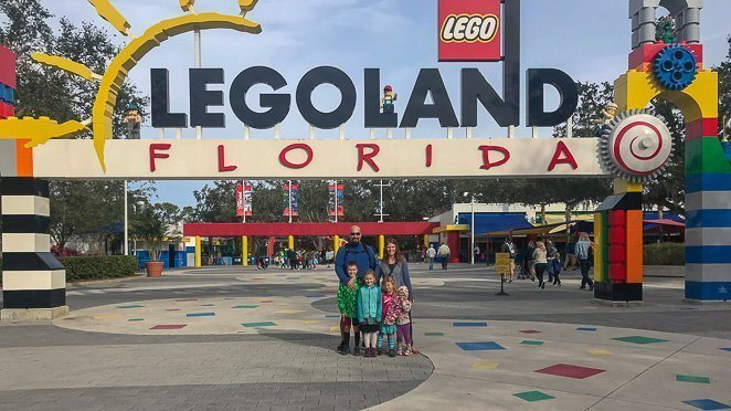 Legoland Florida - Things to do on the West Coast of Florida with kids