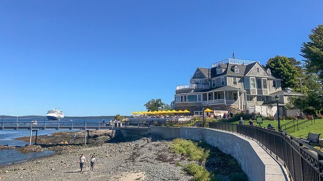 Things to Do in Bar Harbor Maine - Walk Shore Path
