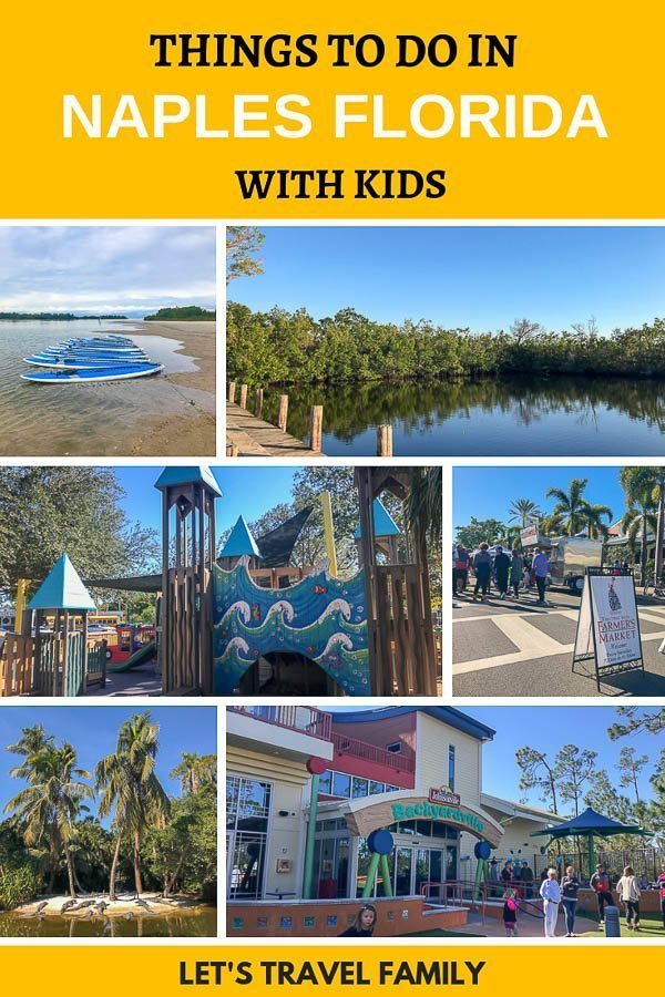 If you are planning a Florida vacation wtih kids, then be sure to visit Naples. We found SO many fun things to do with kids inside and outdoors. From beaches and playgrounds to museums and zoos. #familyvacation #travel #familytravel #florida #floridawithkids