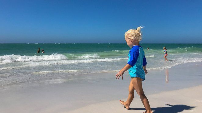 Things to do on the West Coast of Florida With Kids