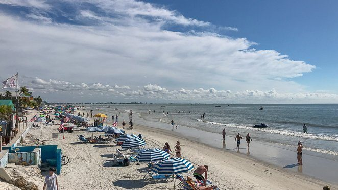 Visit Fort Myer's Beach FL for a day