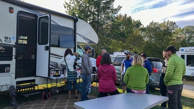 Full Time RV Living Tips for RV Families_