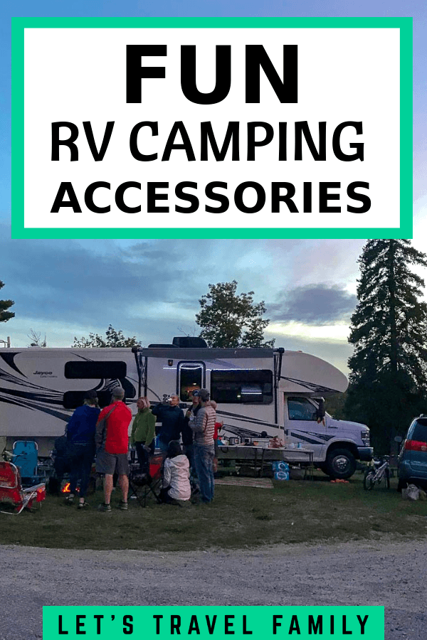 Fun RV Camping Accessories