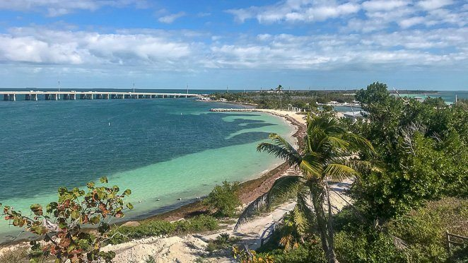 Best beaches Florida Keys - Bahia Honda State Park