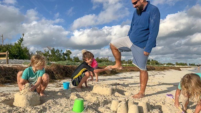 Best beaches for families - Bahia Honda State Park