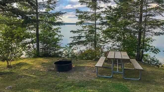 Camping - Acadia National Park