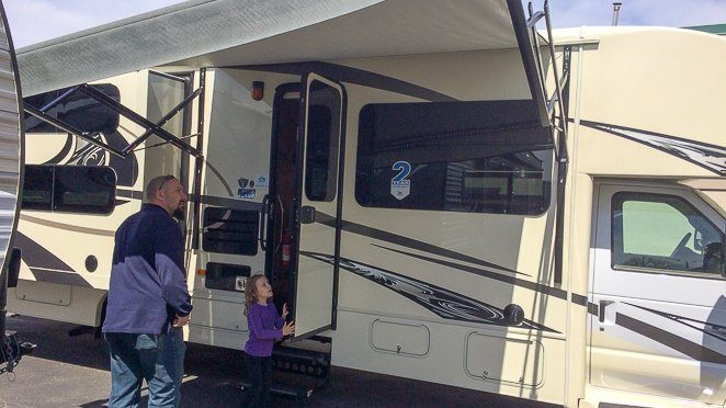Family RV - How much does an RV cost?